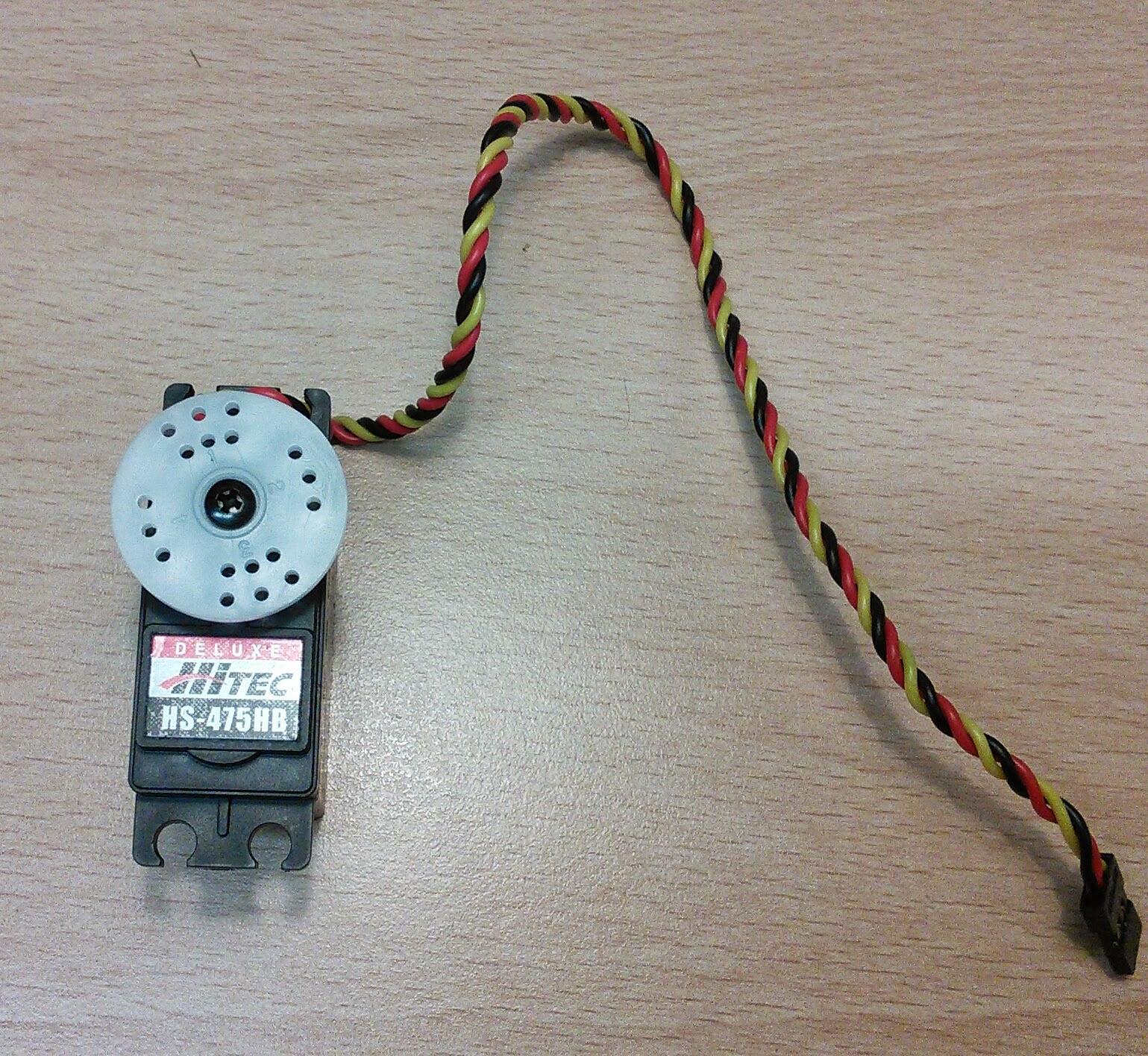 Bluej Controlling A Servo Motor Raspberry Pi Wiringpi 1
